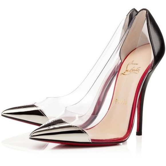 54d15751d61a Christian Louboutin Shoes - Christian Louboutin Djalouzi Cap-Toe Red Sole  Pump